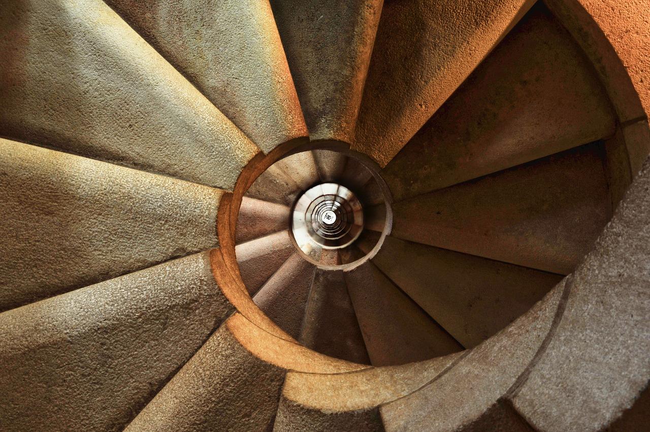 Schody klinkierowe, poręcze do schodów – schody Pomorskie
